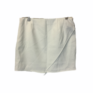 Primary Photo - BRAND: TOBI STYLE: SKIRT COLOR: WHITE SIZE: L SKU: 210-210106-30357