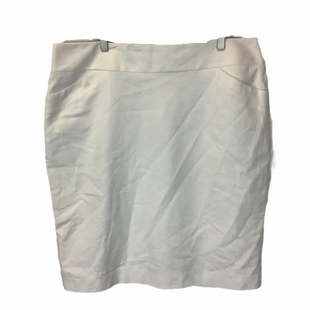 Primary Photo - BRAND: CHARTER CLUB STYLE: SKIRT COLOR: WHITE SIZE: 18 SKU: 210-210145-983