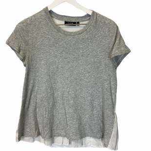 Primary Photo - BRAND: KATE SPADE STYLE: TOP SHORT SLEEVE COLOR: GREY SIZE: S SKU: 210-210106-24346