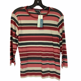 Primary Photo - BRAND: VAN HEUSEN STYLE: TOP LONG SLEEVE COLOR: PINK SIZE: S SKU: 210-210130-722
