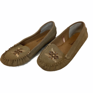 Primary Photo - BRAND: LUCKY BRAND STYLE: SHOES FLATS COLOR: TAN SIZE: 7 SKU: 210-210157-873