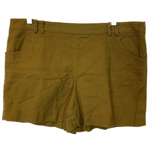 Primary Photo - BRAND: ELEVENSES STYLE: SHORTS COLOR: GREEN SIZE: 12 SKU: 210-210106-26322