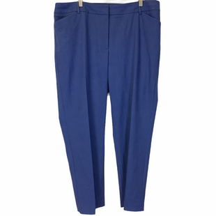 Primary Photo - BRAND: TALBOTS STYLE: PANTS COLOR: BLUE SIZE: 16 SKU: 210-210159-184