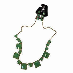 Primary Photo - BRAND: KATE SPADE STYLE: NECKLACE SET COLOR: GREEN SIZE: 02 PIECE SET SKU: 210-210106-32261
