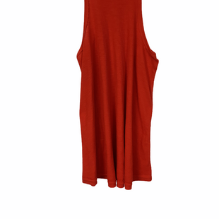Primary Photo - BRAND: FREE PEOPLE STYLE: TOP SLEEVELESS COLOR: ORANGE SIZE: S SKU: 210-21099-13592