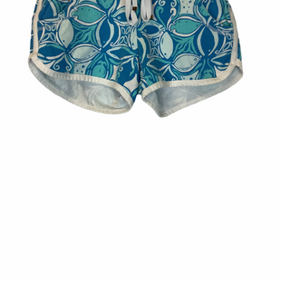 Primary Photo - BRAND: LILLY PULITZER STYLE: SHORTS COLOR: BLUE SIZE: XS SKU: 210-210106-31877AS IS WEAR