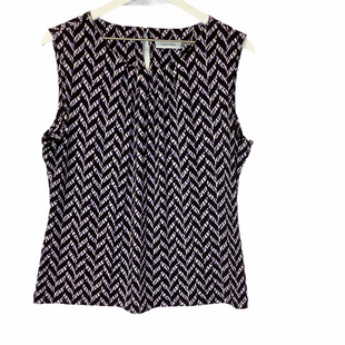 Primary Photo - BRAND: CALVIN KLEIN STYLE: TOP SLEEVELESS COLOR: PURPLE SIZE: XL SKU: 210-21099-16905