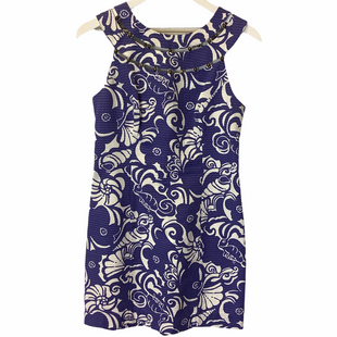 Primary Photo - BRAND: LILLY PULITZER STYLE: DRESS SHORT SLEEVELESS COLOR: PURPLE SIZE: 4 SKU: 210-210148-446