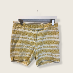 Primary Photo - BRAND: LOFT STYLE: SHORTS COLOR: YELLOW SIZE: 6 SKU: 210-210162-148