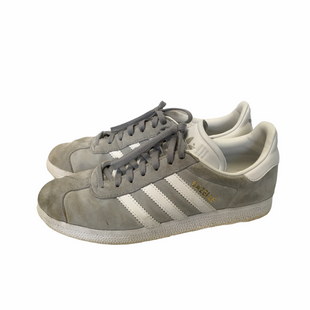 Primary Photo - BRAND: ADIDAS STYLE: SHOES ATHLETIC COLOR: GREY SIZE: 6.5 SKU: 210-210106-25779