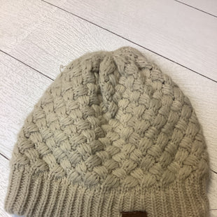Primary Photo - BRAND: CC STYLE: HAT COLOR: TAN SKU: 210-210142-3736