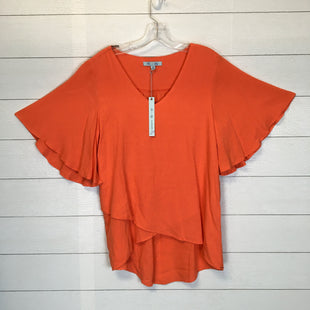 Primary Photo - BRAND: SHE + SKY STYLE: TOP SHORT SLEEVE COLOR: ORANGE SIZE: S SKU: 210-21099-11650
