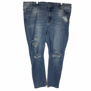 Primary Photo - BRAND: INDIGO STYLE: JEANS COLOR: DENIM SIZE: 22 SKU: 210-210142-2607