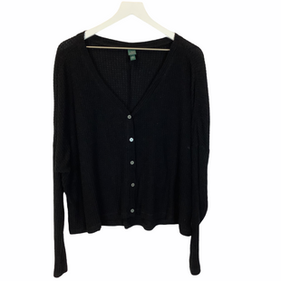 Primary Photo - BRAND: WILD FABLE STYLE: TOP LONG SLEEVE COLOR: BLACK SIZE: XXL SKU: 210-210135-5020