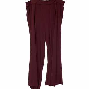 Primary Photo - BRAND: LANE BRYANT STYLE: PANTS COLOR: BURGUNDY SIZE: 22 SKU: 210-21099-15519