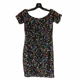 Primary Photo - BRAND: GIANNI BINI STYLE: DRESS SHORT SHORT SLEEVE COLOR: SEQUIN SIZE: 0 SKU: 210-210144-169