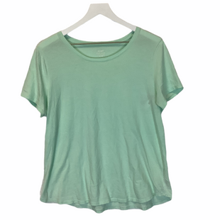 Primary Photo - BRAND: OLD NAVY STYLE: TOP SHORT SLEEVE COLOR: MINT SIZE: L SKU: 210-21099-14240