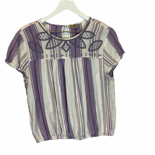 Primary Photo - BRAND: TRUE CRAFT STYLE: TOP SHORT SLEEVE COLOR: PURPLE SIZE: M SKU: 210-210117-7677