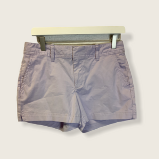 Primary Photo - BRAND: GAP STYLE: SHORTS COLOR: LAVENDER SIZE: 4 SKU: 210-210129-4146