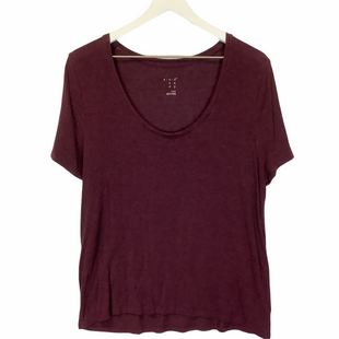 Primary Photo - BRAND: A NEW DAY STYLE: TOP SHORT SLEEVE COLOR: PURPLE SIZE: L SKU: 210-210135-1660