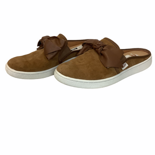Primary Photo - BRAND: UGG STYLE: SHOES FLATS COLOR: BROWN SIZE: 7.5 OTHER INFO: AS IS SKU: 210-210106-31901