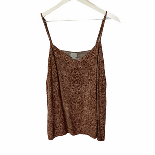 Primary Photo - BRAND: A NEW DAY STYLE: TOP SLEEVELESS COLOR: BROWN SIZE: XL SKU: 210-21099-17695