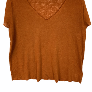Primary Photo - BRAND: URBAN OUTFITTERS STYLE: TOP SHORT SLEEVE COLOR: ORANGE SIZE: M SKU: 210-210142-2542