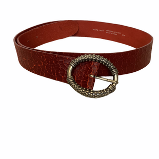 Primary Photo - BRAND:    CLOTHES MENTOR STYLE: BELT COLOR: RED OTHER INFO: PUNTO FIBBIA - SKU: 210-210145-4887
