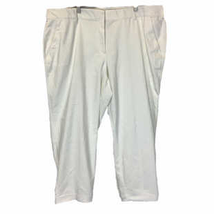 Primary Photo - BRAND: LANE BRYANT STYLE: PANTS COLOR: WHITE SIZE: 26 SKU: 210-210157-840