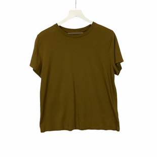 Primary Photo - BRAND: A NEW DAY STYLE: TOP SHORT SLEEVE BASIC COLOR: MUSTARD SIZE: XXL SKU: 210-21099-16526