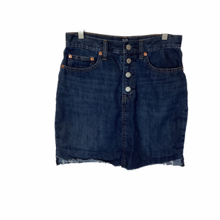 Primary Photo - BRAND: GAP STYLE: SKIRT COLOR: DENIM SIZE: 2 SKU: 210-210135-4518