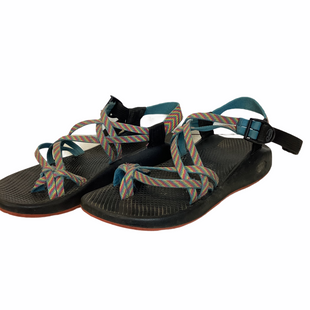 Primary Photo - BRAND: CHACOS STYLE: SANDALS FLAT COLOR: RAINBOW SIZE: 9 OTHER INFO: AS IS SKU: 210-210142-2363