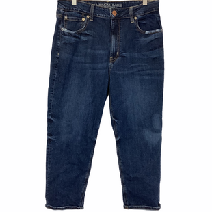 Primary Photo - BRAND: AMERICAN EAGLE STYLE: JEANS COLOR: DENIM SIZE: 12 SKU: 210-210106-32045