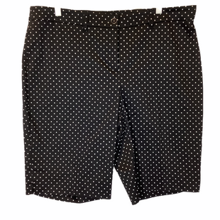 Primary Photo - BRAND: JONES NEW YORK STYLE: SHORTS COLOR: BLACK SIZE: 12 SKU: 210-210117-7533