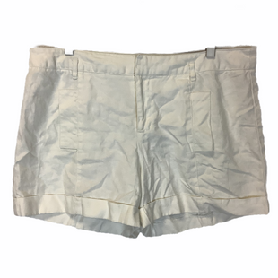 Primary Photo - BRAND: DAISY FUENTES STYLE: SHORTS COLOR: WHITE SIZE: 14 SKU: 210-210142-304