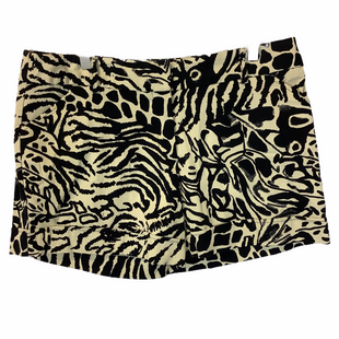 Primary Photo - BRAND: COURTENAY STYLE: SHORTS COLOR: ANIMAL PRINT SIZE: 14 SKU: 210-210106-18813