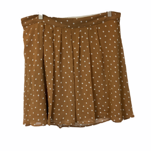 Primary Photo - BRAND: OLD NAVY STYLE: SKIRT COLOR: TAN SIZE: L SKU: 210-210145-1217