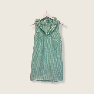 Primary Photo - BRAND:    CLOTHES MENTOR STYLE: DRESS SHORT SLEEVELESS COLOR: GREEN SIZE: S OTHER INFO: LOLLY WOLLY - SKU: 210-210130-3387