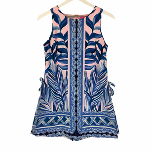 Primary Photo - BRAND: LILLY PULITZER STYLE: DRESS SHORT SLEEVELESS COLOR: BLUE SIZE: 0 SKU: 210-210142-3750