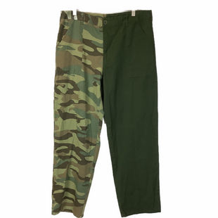 Primary Photo - BRAND: FASHION NOVA STYLE: PANTS COLOR: CAMOFLAUGE SIZE: XL SKU: 210-210159-45