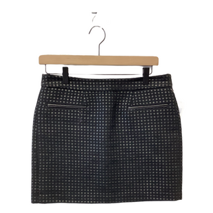 Primary Photo - BRAND: GAP STYLE: SKIRT COLOR: BLACK SIZE: 2 SKU: 210-210142-555