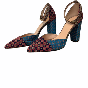 Primary Photo - BRAND: J CREW STYLE: SHOES HIGH HEEL COLOR: MULTI SIZE: 7 SKU: 210-210166-1280