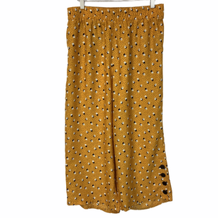 Primary Photo - BRAND:    CLOTHES MENTOR STYLE: PANTS COLOR: YELLOW SIZE: M OTHER INFO: EST.1946 - SKU: 210-210157-494