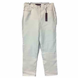 Primary Photo - BRAND: GLORIA VANDERBILT STYLE: PANTS COLOR: WHITE SIZE: 12 SKU: 210-210143-930
