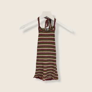 Primary Photo - BRAND: AMERICAN EAGLE STYLE: TOP SLEEVELESS COLOR: STRIPED SIZE: S SKU: 210-210106-29998
