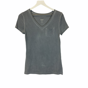 Primary Photo - BRAND: MOSSIMO STYLE: TOP SHORT SLEEVE COLOR: GREY SIZE: XS SKU: 210-210135-2853