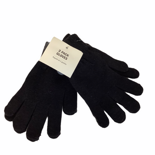 Primary Photo - BRAND:    CLOTHES MENTOR STYLE: GLOVES COLOR: BLACK OTHER INFO: 2 PIECE SKU: 210-210106-25359