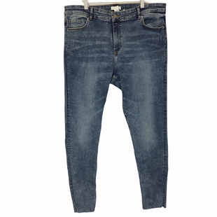 Primary Photo - BRAND: H&M STYLE: JEANS COLOR: DENIM SIZE: 18 SKU: 210-210142-2849