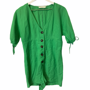 Primary Photo - BRAND:    CLOTHES MENTOR STYLE: SKIRT SUIT 2PC COLOR: GREEN SIZE: M SKU: 210-210163-177