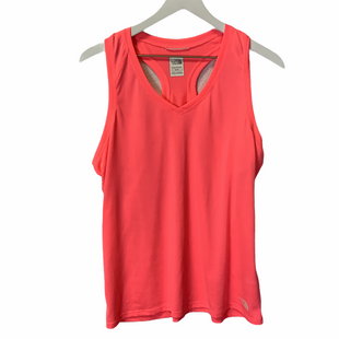 Primary Photo - BRAND: NORTHFACE STYLE: ATHLETIC TANK TOP COLOR: PINK SIZE: XL SKU: 210-210106-32512